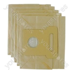 Moulinex Powerstar Vacuum Cleaner Paper Dust Bags
