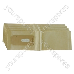 Oreck XL2000 XL100 Vacuum Cleaner Paper Dust Bags