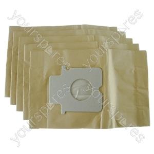 Panasonic Cylinder Vacuum Cleaner Paper Dust Bags