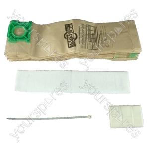 Sebo Service Kit 10 x Vacuum Bags and Filter Kit