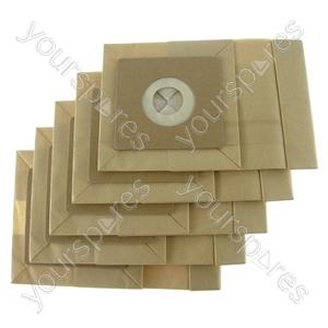 Tesco Vc206 Vacuum Cleaner Paper Dust Bags