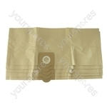 Aquavac 620 Vacuum Cleaner Paper Dust Bags