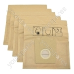 Bosch BSA Activa Vacuum Cleaner Paper Dust Bags