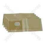 Electrolux CONTOUR Z1430 Contour Vacuum Cleaner Paper Dust Bags