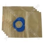 Nilfisk GS80 Vacuum Cleaner Paper Dust Bags