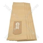 Oreck XL100 Series Vacuum Cleaner Paper Dust Bags