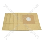 Proaction VC312 Vacuum Cleaner Paper Dust Bags
