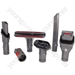 Dyson Light Ball and Big Ball Vacuum Cleaner Complete Tool Accessories Kit