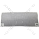 Flavel Cooker Hood Metal Filter 547mm x 211mm