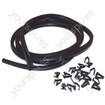 Candy Neoprene Cooker_Oven Door Gasket Seal Kit