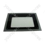 Hotpoint DSC60SS.1 Outer Door Glass Mai N Graphite