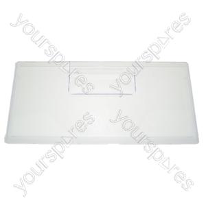Drawer Front Cristal 430x197 Transparent