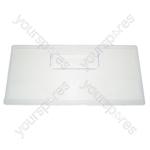 Hotpoint FFFL1810X Drawer Front Cristal 430x197 Transparent
