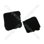 Hotpoint Kit-loose coals a+b Spares