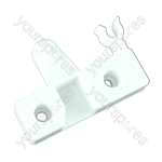 Indesit White Left Hand Freezer Flap Hinge