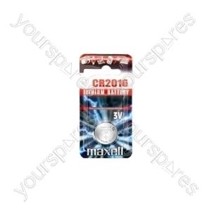 Maxell Cr2016 B1 3v Lithium