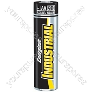 *discontinued Use S6602 Energizer AA Pk10 Industrial