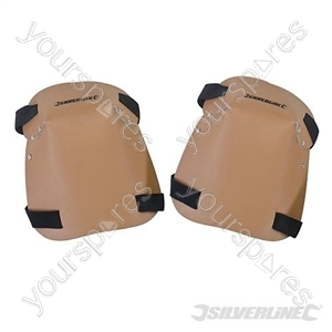 Leather Knee Pads - One Size