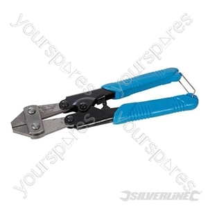 Mini Bolt Cutters - Length 200mm - Jaw 5mm