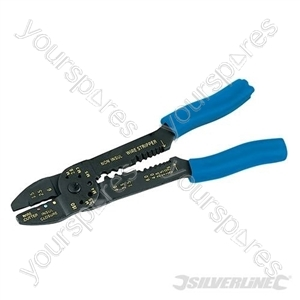Crimping & Stripping Pliers - 230mm