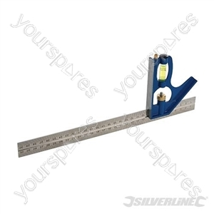 Heavy Duty Combination Square - 300mm