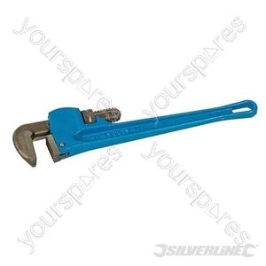 Expert Stillson Pipe Wrench - Length 450mm - Jaw 70mm