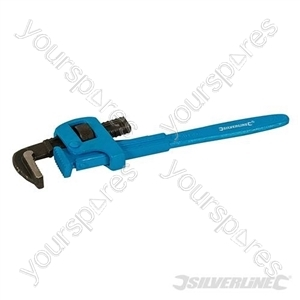 Stillson Pipe Wrench - Length 350mm - Jaw 50mm