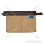 Nail Pouch Belt 2 Pocket - 350 x 240mm