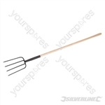 Muck Fork Long Handle - 1500mm