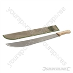 Machete & Sheath - 590mm