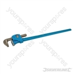 Stillson Pipe Wrench - Length 900mm - Jaw 80mm