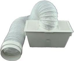Universal Tumble Dryer Condenser Vent Kit